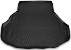 Коврик в багажник для Honda Crosstour '10-, полиуретановый (Novline / Element) черный