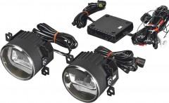 Противотуманные фары для Ford Connect '06-10, Ledfog 101 (Osram) светодиодные