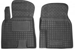 Коврики в салон передние для Toyota RAV4 '01-06 резиновые, черные (AVTO-Gumm)
