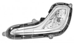 Противотуманная фара для Hyundai Accent (Solaris) '11-15 правая (FPS) FP 3227 H2-P