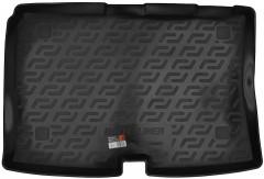 L.Locker Коврик в багажник для Fiat Fiorino Qubo '08-, резино/пластиковый (Lada Locker)