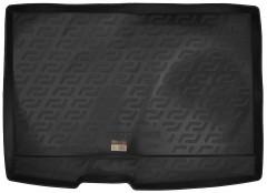 Коврик в багажник для Ford Connect '13- резиновый (Lada Locker)