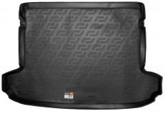 Коврик в багажник для Hyundai Tucson '15-, резиновый (Lada Locker)