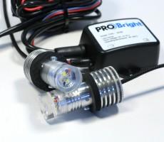 Фото 4 - Дневные ходовые огни в поворотники TDRL 4,5 Base для ЗАЗ Lanos / Sens '98- (ProBright)