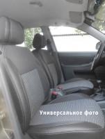 Авточехлы Premium для салона Suzuki Vitara '15-, серая строчка (MW Brothers)