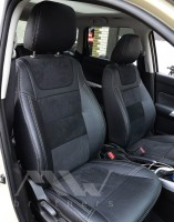 Авточехлы Leather Style для салона Suzuki Vitara '15- (MW Brothers)