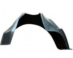 Подкрылок передний левый для Kia Rio '05-11 (Nor-Plast)