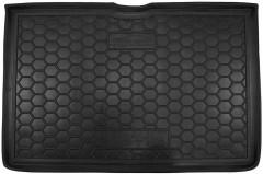 Коврик в багажник для Renault Captur '13-, нижний, резиновый (AVTO-Gumm)