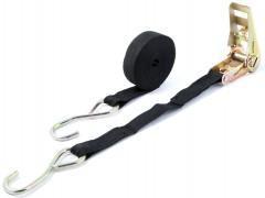 Стяжной ремень с храповым механизмом RD711, 5 м. - 1 т. (CarLife)