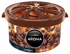 """Ароматизатор Aroma Car """"Organic"""" black coffee"""