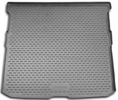 Коврик в багажник для Volvo XC70 '07-16, полиуретановый (Novline / Element) серый