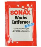 Салфетка для очистки стекла от воска и силикона SONAX
