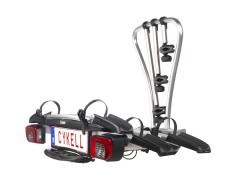 Крепление для 3 велосипедов на фаркоп Cykell CK - T31 (Whispbar)
