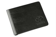 Зажим для денег черный Toyota