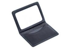 Фото 2 - Обложка для прав/тех.паспорта черная 211510 Subaru