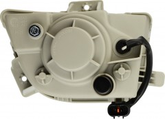 Фото 3 - Противотуманные фары для Chevrolet Aveo '05-06 комплект (Dlaa)