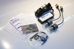 Фото 2 - Дневные ходовые огни в поворотники TDRL 4 Optimum (с функцией габаритов) для Acura MDX '06-13 (ProBright)