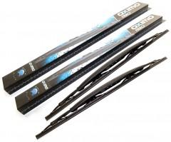 Щетки стеклоочистителя каркасные со спойлером Oximo 475 и 475 мм. (набор) wusp475+475
