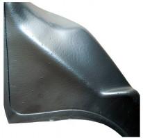 Фото 2 - Подкрылок задний левый для Mitsubishi Lancer 9 '04-09 (Nor-Plast)