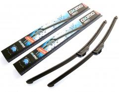 Щетки стеклоочистителя бескаркасная Oximo 600 и 350 мм. (набор) wu600+350