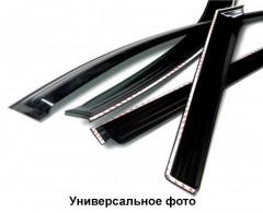 Дефлекторы окон для Toyota Corolla '07-12 (Azard)