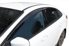 Дефлекторы окон для Ford Focus III '11-, универсал (Azard)