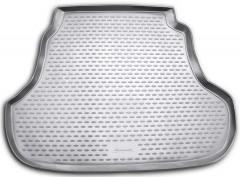Коврик в багажник для ЗАЗ (Zaz) Forza / Chery A13 '11- седан, полиуретановый (Novline / Element)