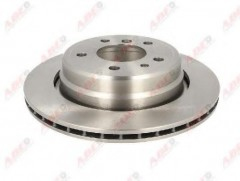 Комплект задних тормозных дисков ABE C4B009ABE (2 шт.)