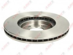 Комплект передних тормозных дисков ABE C34057ABE (2 шт.)
