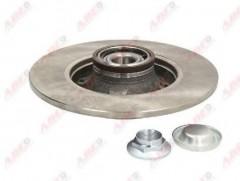 Комплект задних тормозных дисков ABE C4C018ABE (2 шт.)