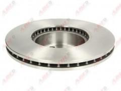Комплект передних тормозных дисков ABE C3B052ABE (2 шт.)