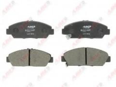 Тормозные колодки передние ABE C14037ABE, дисковые