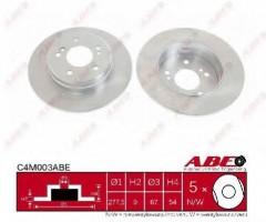 Комплект задних тормозных дисков ABE C4M003ABE (2 шт.)