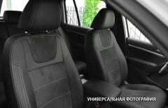 Авточехлы Leather Style для салона Suzuki Grand Vitara '06- (MW Brothers)
