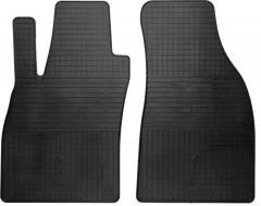 Коврики в салон передние для Audi A4 '00-08 резиновые (Stingray)
