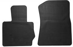 Коврики в салон передние для BMW X4 '14- резиновые (Stingray)