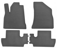 Коврики в салон для Peugeot 3008 '09-16 резиновые (Stingray)