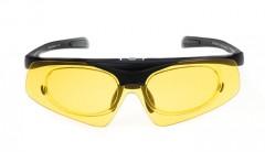 Очки водителя Profi S02BM (желтые)
