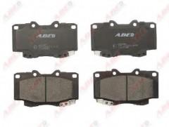 Тормозные колодки передние ABE C12130ABE, дисковые