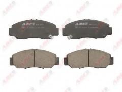 Тормозные колодки передние ABE C14046ABE, дисковые