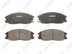 Тормозные колодки передние ABE C10509ABE, дисковые