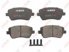 Тормозные колодки передние ABE C11077ABE, дисковые