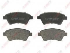 Тормозные колодки передние ABE C1R018ABE, дисковые