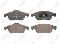 Тормозные колодки передние ABE C1R039ABE, дисковые
