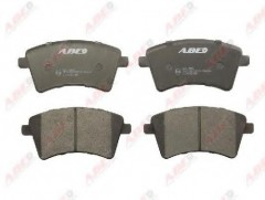 Тормозные колодки передние ABE C1R042ABE, дисковые