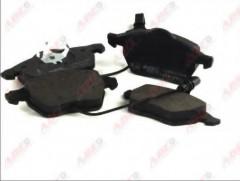 Тормозные колодки передние ABE C1W027ABE, дисковые