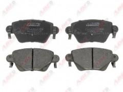 Тормозные колодки задние ABE C2G008ABE, дисковые