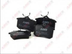 Тормозные колодки задние ABE C2W001ABE, дисковые