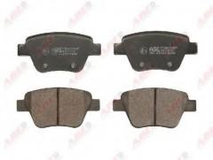 Тормозные колодки задние ABE C2W029ABE, дисковые