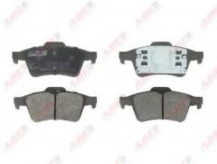 Тормозные колодки задние ABE C2X012ABE, дисковые